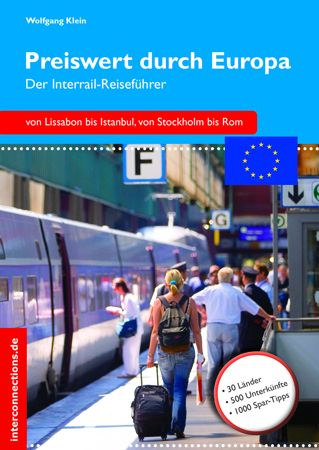 Per Interrail durch Europa